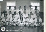 col butterwick and his students 1964