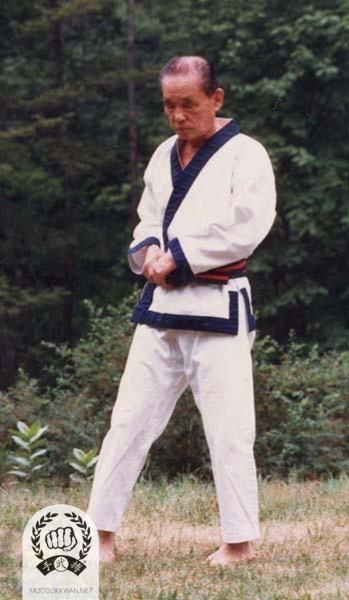 The founder at the Summer Camp at the Pathwalk Center, NY in July 1987.