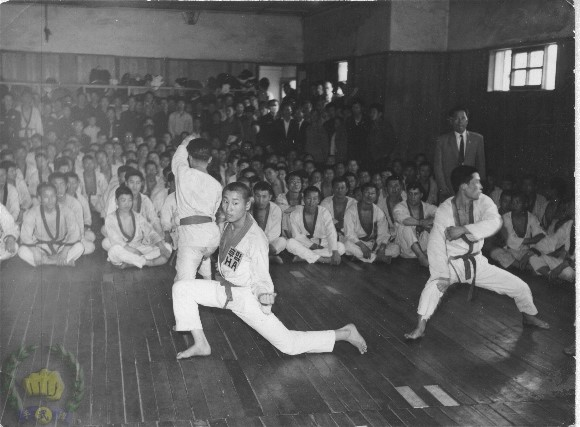 dan testing at joong ang do jang may 1957