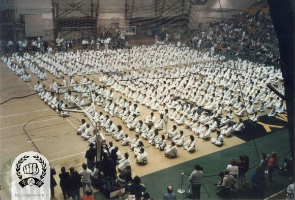 The 1988 US Nationals at the West Point, New York.
