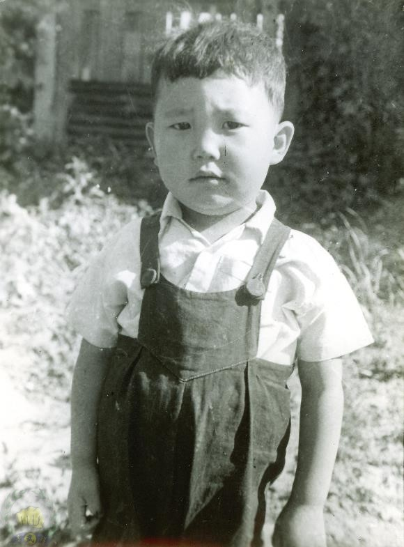 hchwang 1951 child photo