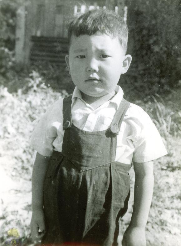 hchwang 1951 child photo